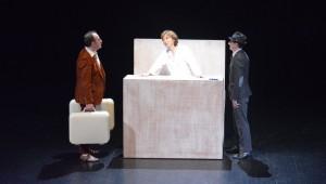 Les insatiables- mise en scène Gloria Paris